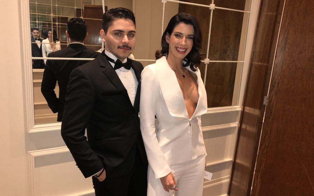 Cauã Reymond e Luciana Gimenez curtem festa com o milionário Alex Matthews em Nova Iorque