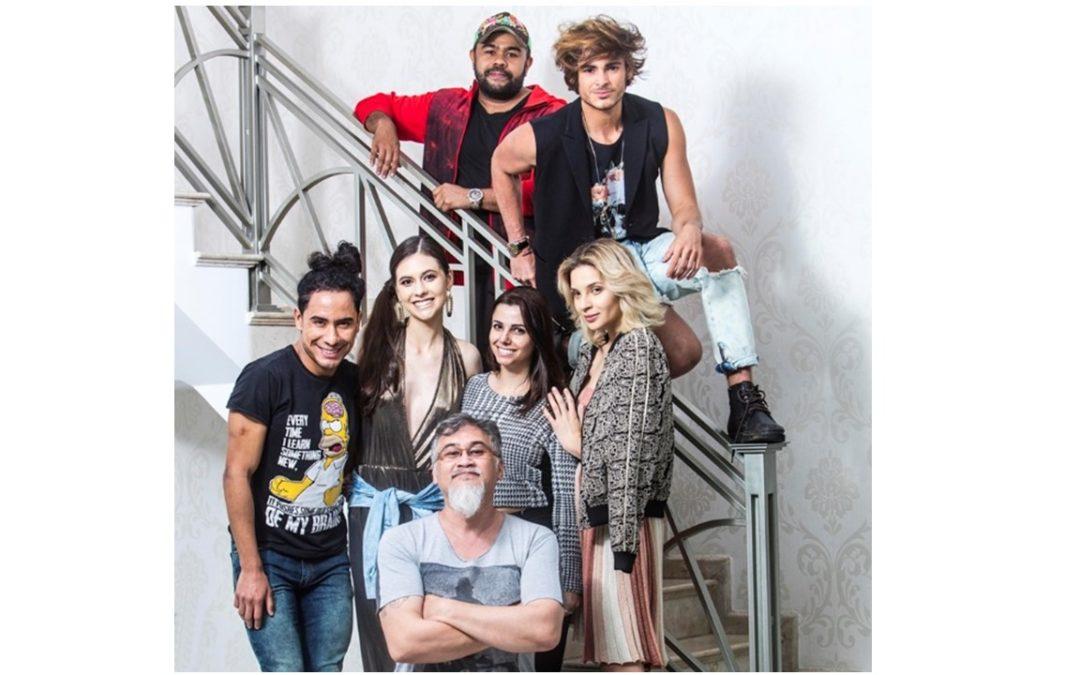 Revista de moda gaúcha realiza editorial em São Paulo para próxima edição