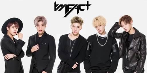 Programa A Tarde É Show da Rede Brasil de Televisão recebe o grupo de K-pop IMFACT
