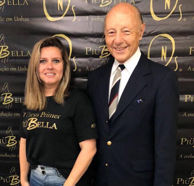 Márcia Câmara será jurada  1º campeonato Mulheres de Fibra da Piu  Bella