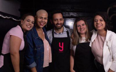 O  projeto Y Rosa do tatuador das estrelas, Yurgan Barret, voltou com força total