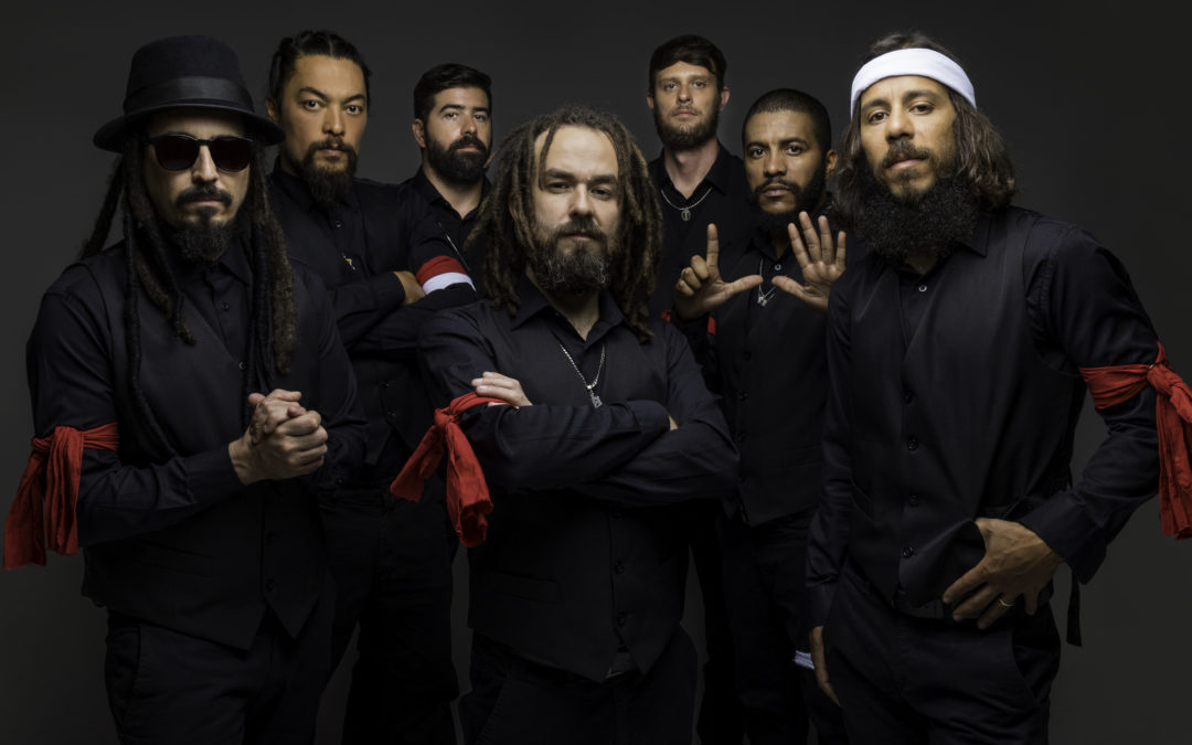 Banda Mato Seco fará show em homenagem à Bob Marley na Audio Club em São Paulo