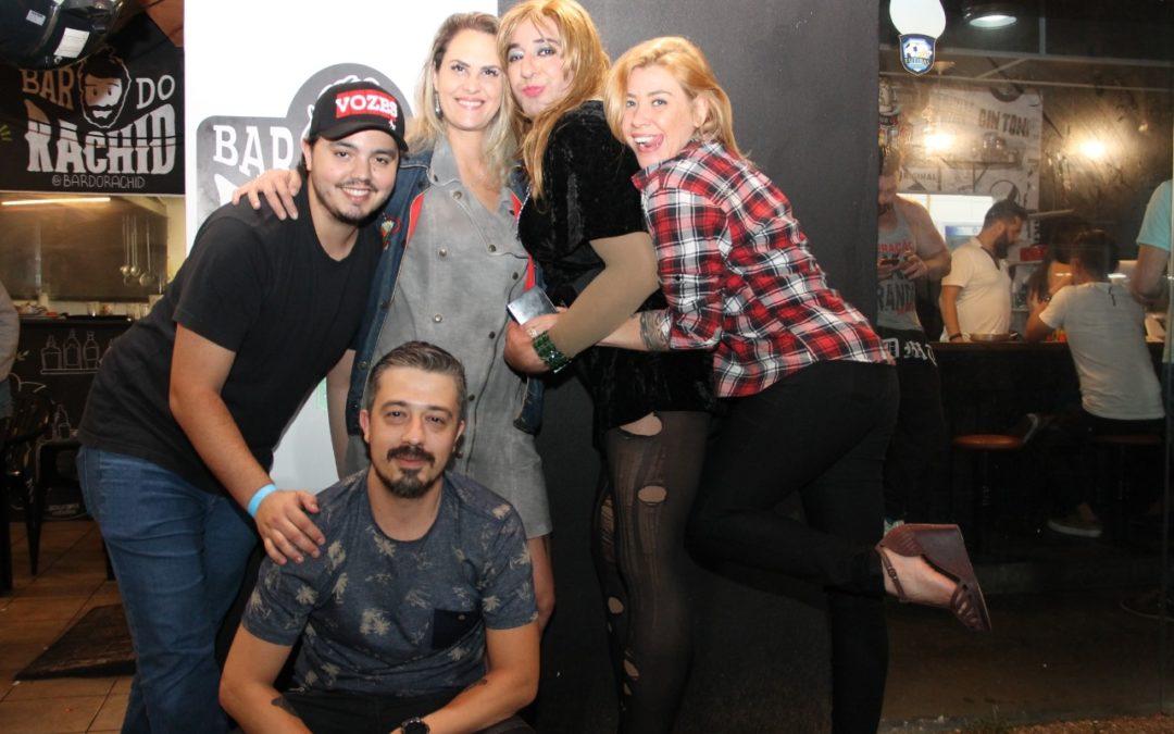 Diego Becker leva o público a loucura com sua personagem Paula Ayala.