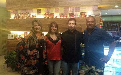 Chef Wilson Braga Neto brilha na live de Roberto Rabello