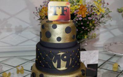 Tv Fama comemora 19 anos com festa repleta de famosos em SP