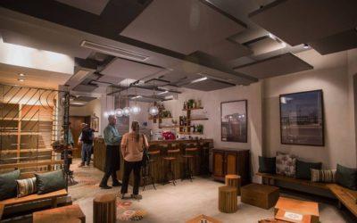 Trisoft alerta para poluição sonora em bares e restaurantes