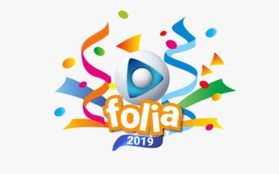 Rede Brasil de Televisão transmite, ao vivo, o Carnaval de Salvador! RBFolia Carnaval 2019