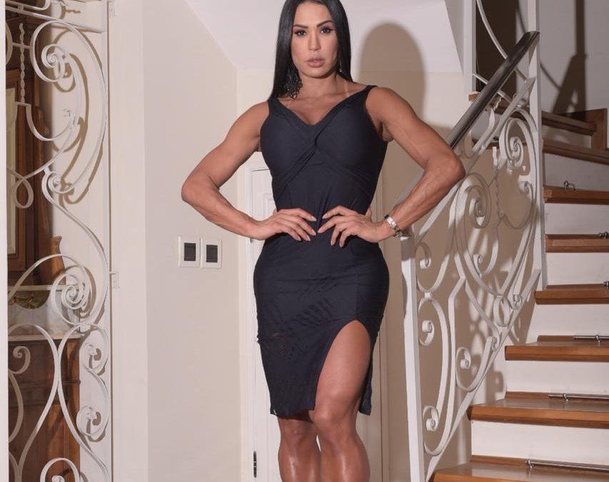Gracyanne Barbosa vai escolher finalistas de concurso de beleza
