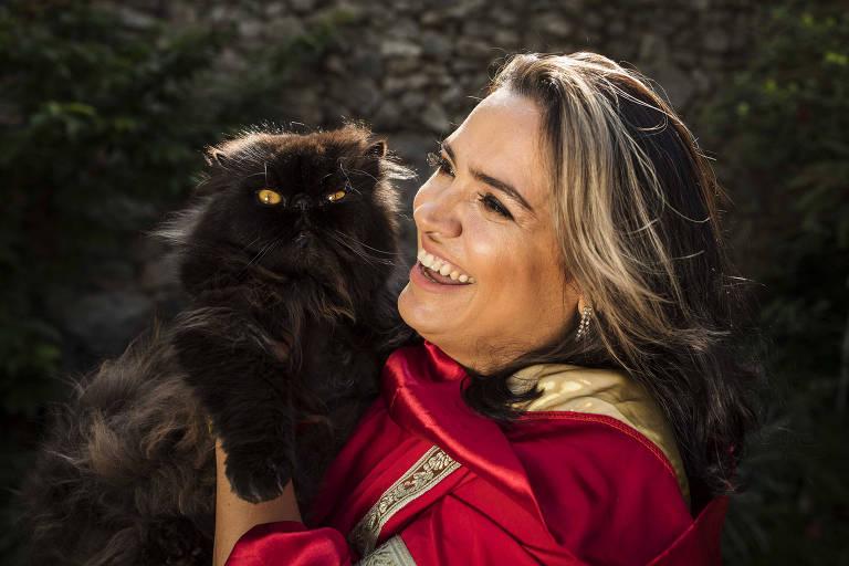 Descubra o poder mágico dos gatos