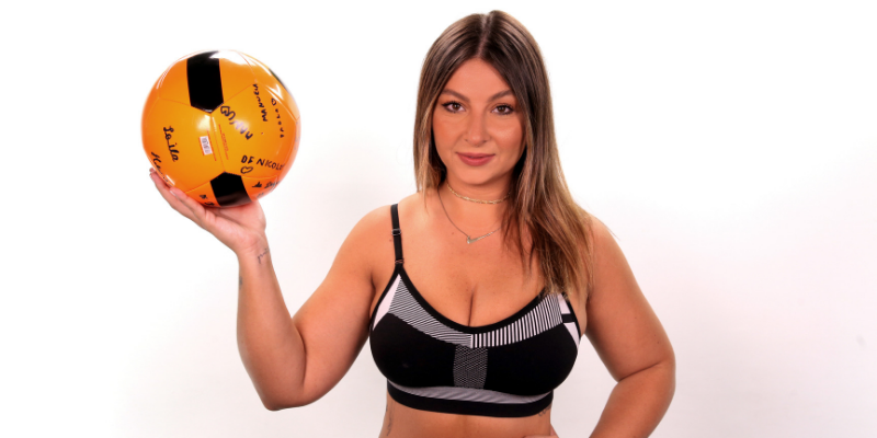 Letticia Munniz lança programa humor-esportivo através do YouTube