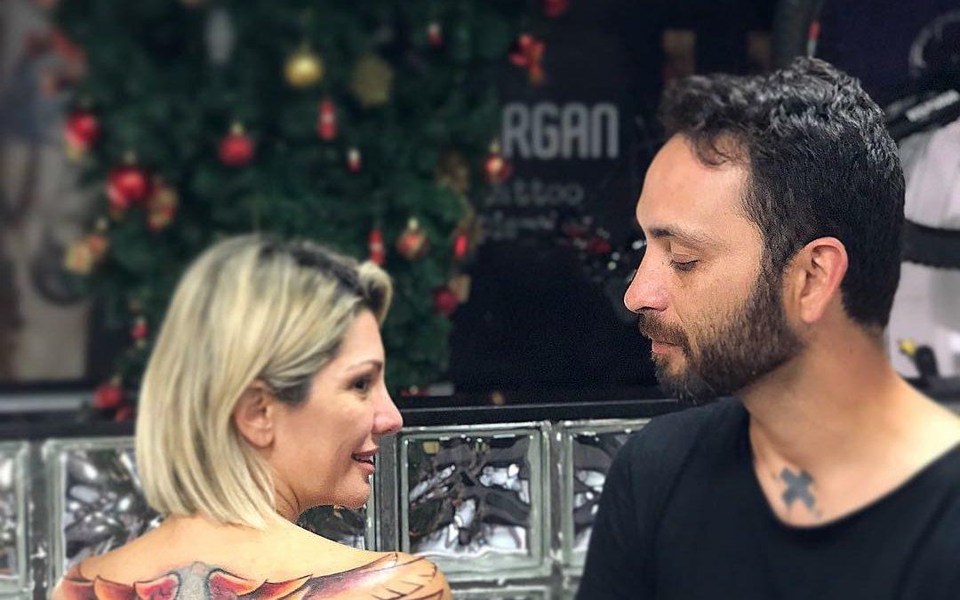 Yurgan Barret: o tatuador que conquistou as celebridades