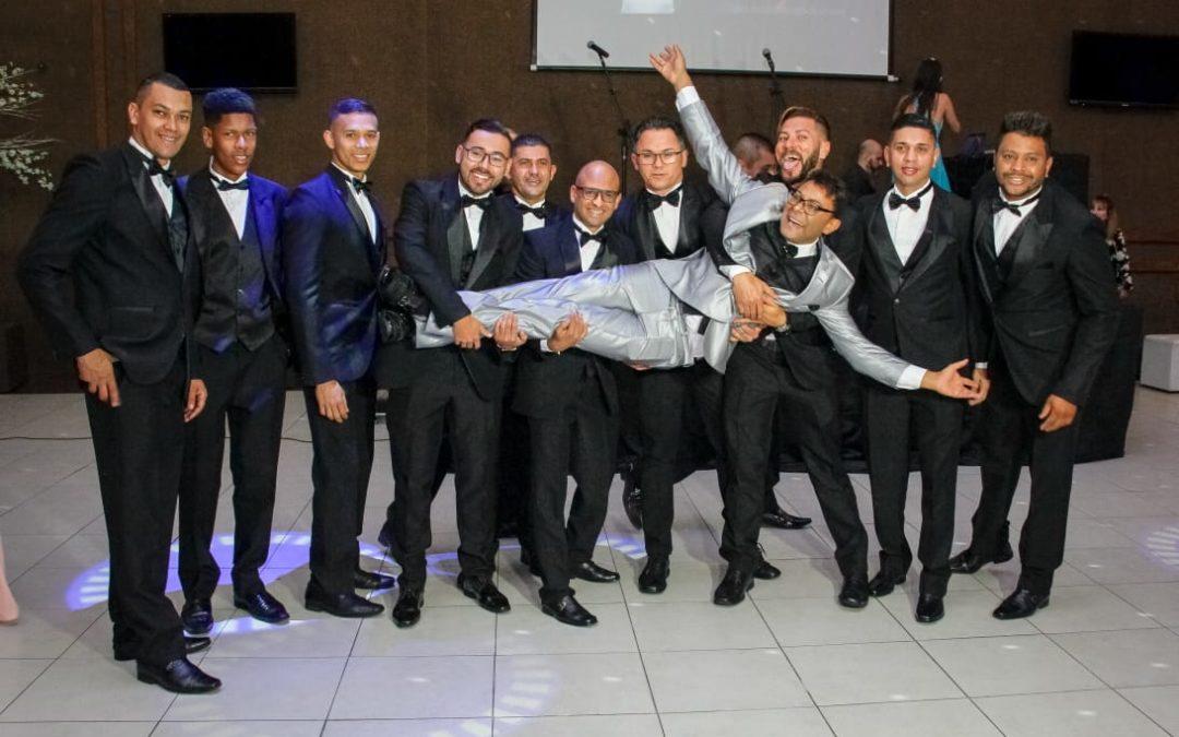 Paulinho Galileu e amigos - Fotos: Valéria Tenan - Divulgação