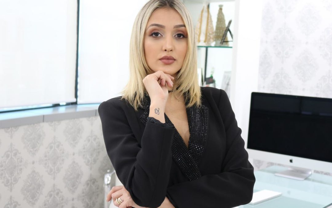 Karine Gouveia uma trajetória de sucesso