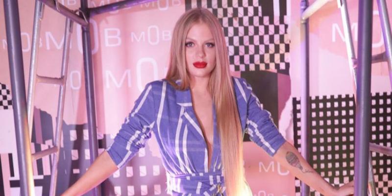 Luísa Sonza participa de campanha outono/inverno 2019 da MOB