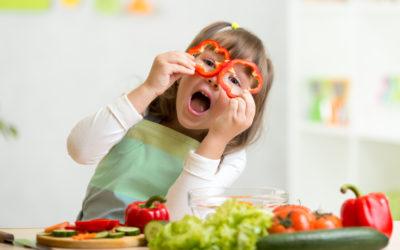 Palestra online (e gratuita) aborda o fato de crianças não comerem