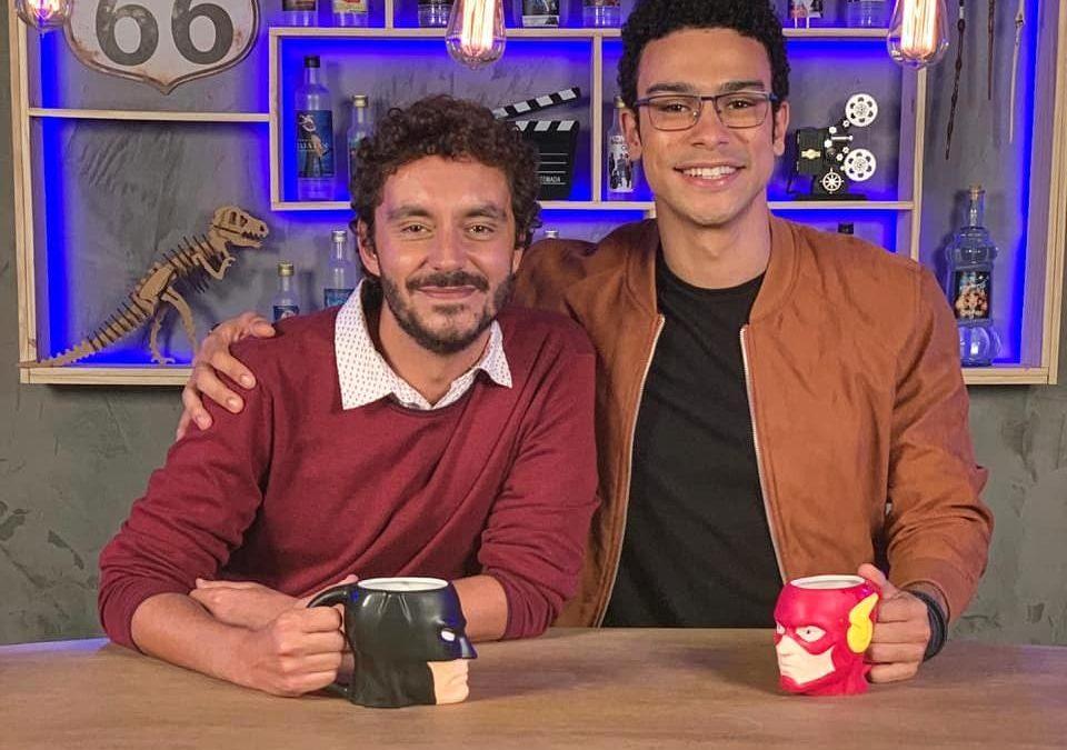 Sérgio Malheiros estreia hoje programa Clube dos Três no AdoroCinema