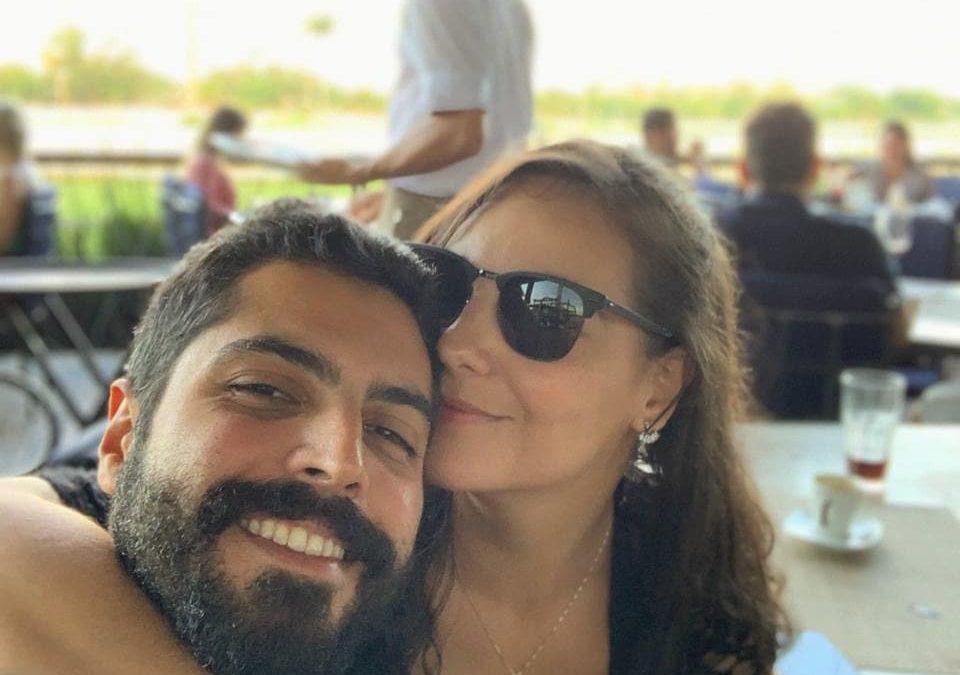 Giulliana Succine passa tarde com namorado no Rio de Janeiro