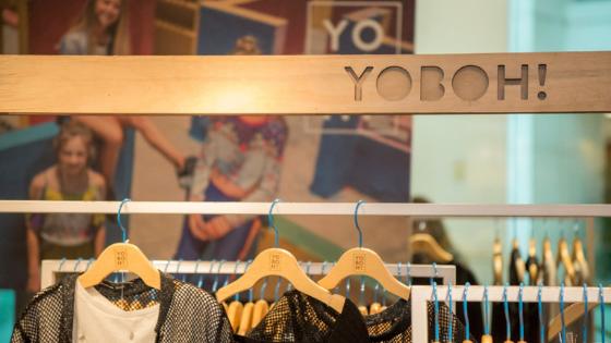 "YOBOH! prepara evento fashion ""Toboh! Day"" em Niterói"