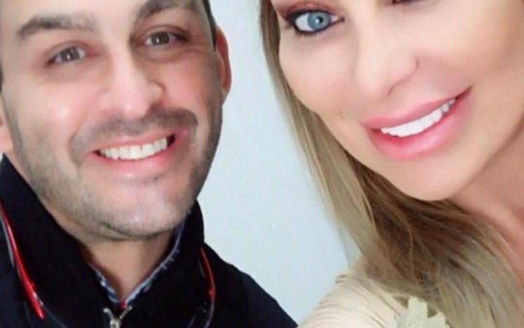 Luciane Hoepers revela que injeções para aumento dos lábios comprometeram o seu sorriso