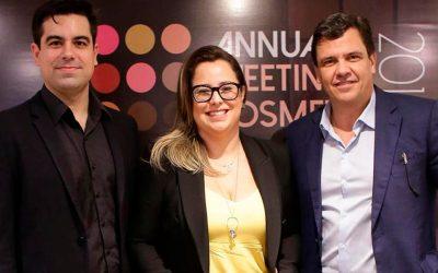 Primeira edição do Annual Meeting Cosmetic é realizado em SP