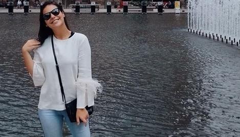 Giulliana Succine relembra viagem ao Canadá no ano passado