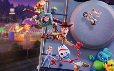 Empresa investe em linha de brinquedos Toy Story