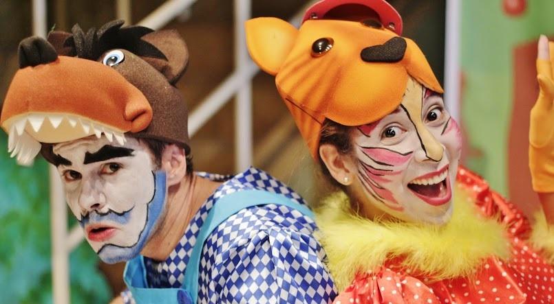 Mamalujo Cultural e Continental Shopping apresentam teatro infantil aos domingos