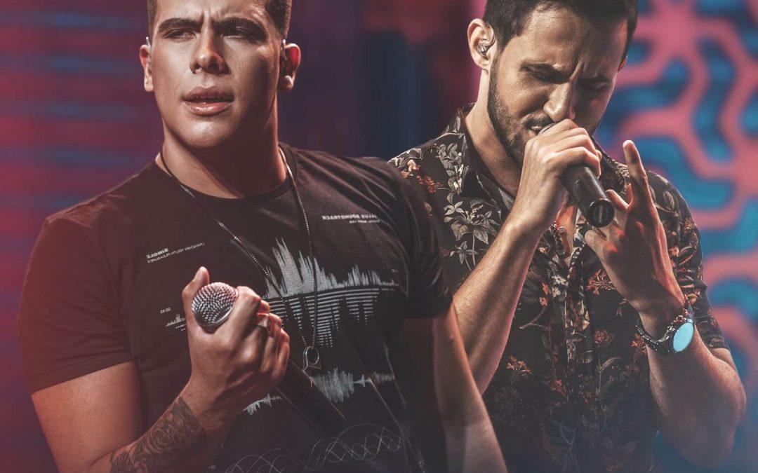 Vitor e Cadu. Foto: Divulgação