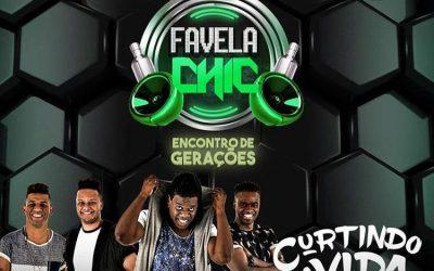 """Grupo """"Curtindo a Vida"""" e as """"Divas do Funk"""" agitam o """"Favela Chique"""""""