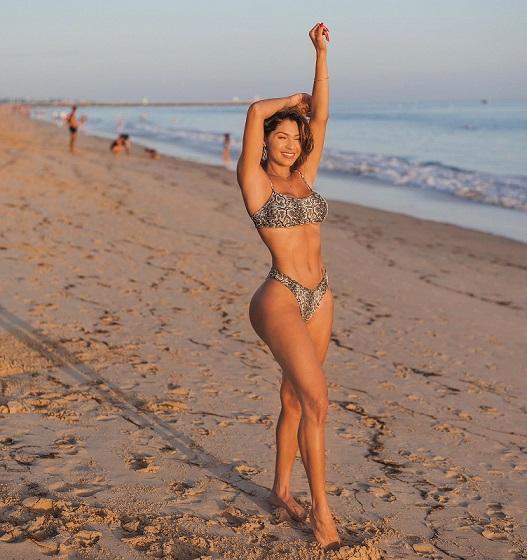 Com ajuda de exercícios físicos, modelo supera depressão e ainda perde peso