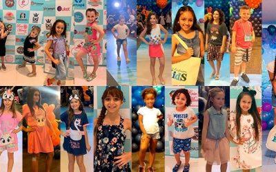 Rio Fashion Kids: evento foi um sucesso e reuniu atores e modelos na passarela