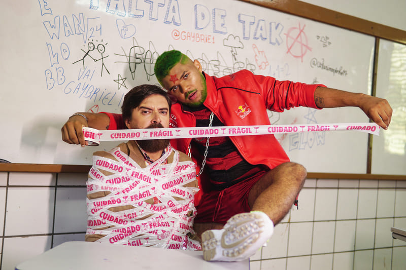 """Gaybriel lança clipe para """"Falta de Taka"""""""