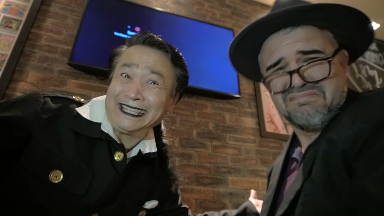 Ossamá Sato e Robson Bob Show