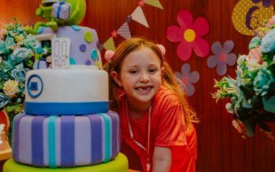 Duda Bortolami comemora 6 anos com 'Festa do Pijama'