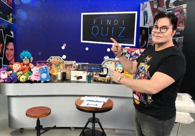 Fantomas e programação especial de Natal é destaque no   Findi Quiz deste final de semana
