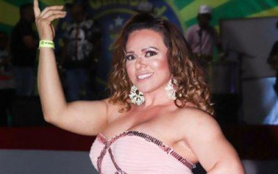 Andréa Capitulino comemora duplo reinado no Carnaval 2020