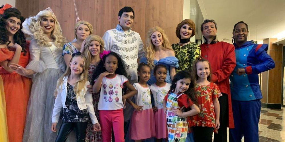 'Cinderela Rock – O Musical' encanta modelos e atrizes mirins