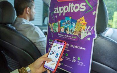 Além das balinhas: Conheça a Zuppitos, startup que traz as lojas de conveniência para dentro dos carros de aplicativos de mobilidade