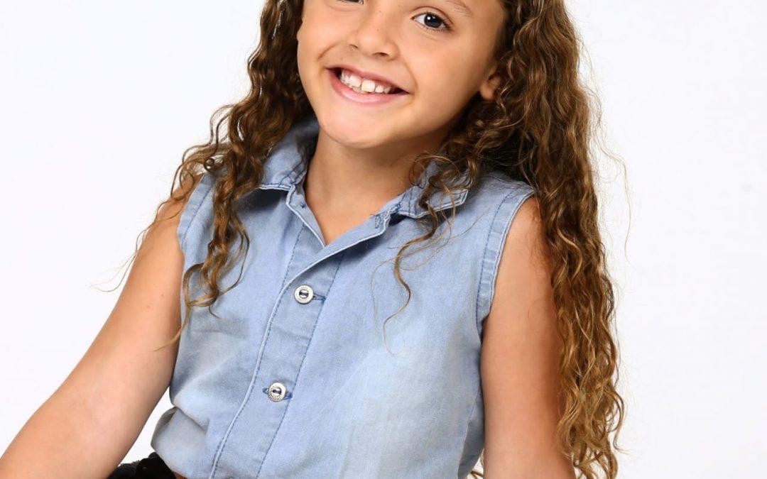Sophia Maia irá estrear no curta-metragem 'Ação de Despejo'