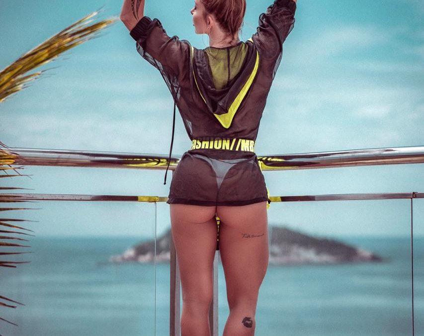 Musa fitness Luciane Hoepers revela que pretende sair do Brasil