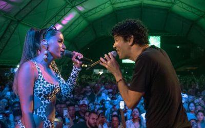 """""""Está sempre surgindo um 'Vercillo novo'"""", declara Jorge Vercillo após apresentação ao lado de Anitta"""