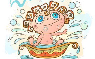 Entenda quais são as principais características das crianças do signo de Aquário