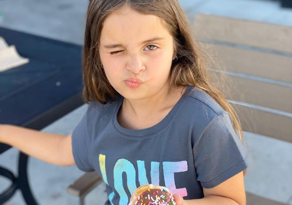 Sofia Flórido curte as férias nos Estados Unidos com a família