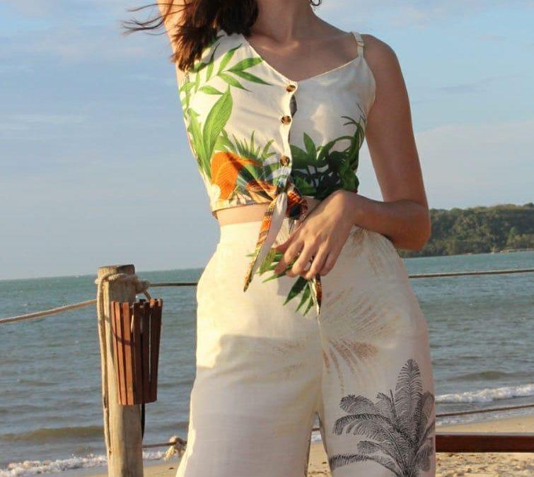 Clara Amorim Instrutora de Passarela vem ganhando espaço em manchetes e emissoras.
