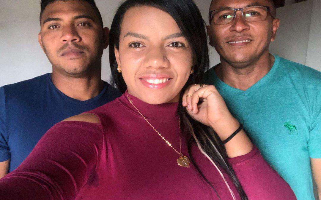 Candidata ao título de mulher mais Sexy do Brasil tem dois maridos e garante ser favorita a vencer