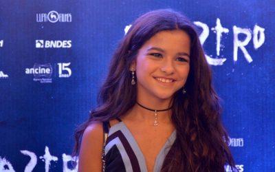 """Natália Guedes fala sobre emoções vividas nos bastidores de """"O Rastro"""""""