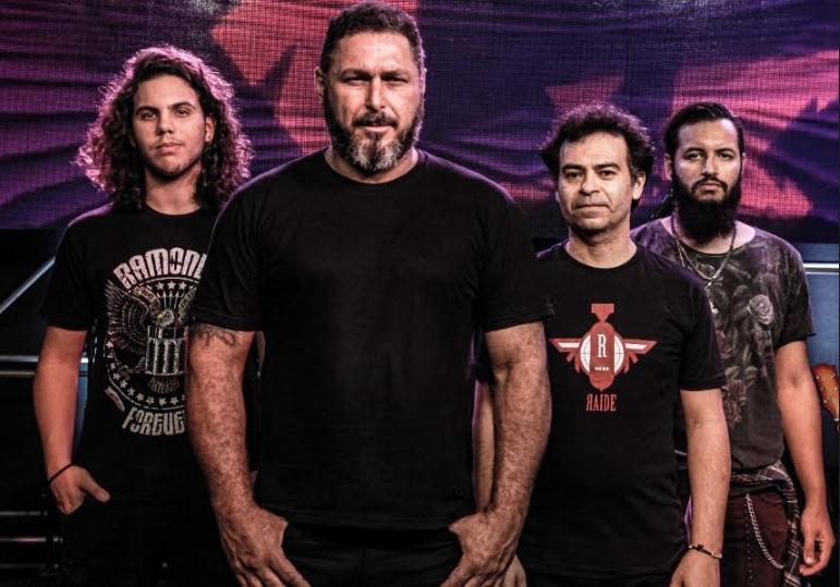 Com som forte e cheio de personalidade a banda Raide vem conquistando um importante espaço no rock nacional