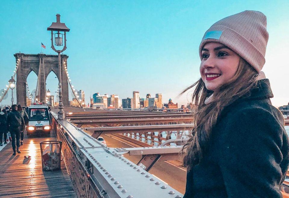 Influencer Digital Patrícia Noronha da dicas de turismo para viagem em NY