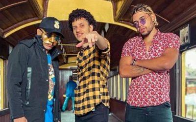 Scarp lança novo brega funk com DJ Gabriel do Borel e MC Anônimo