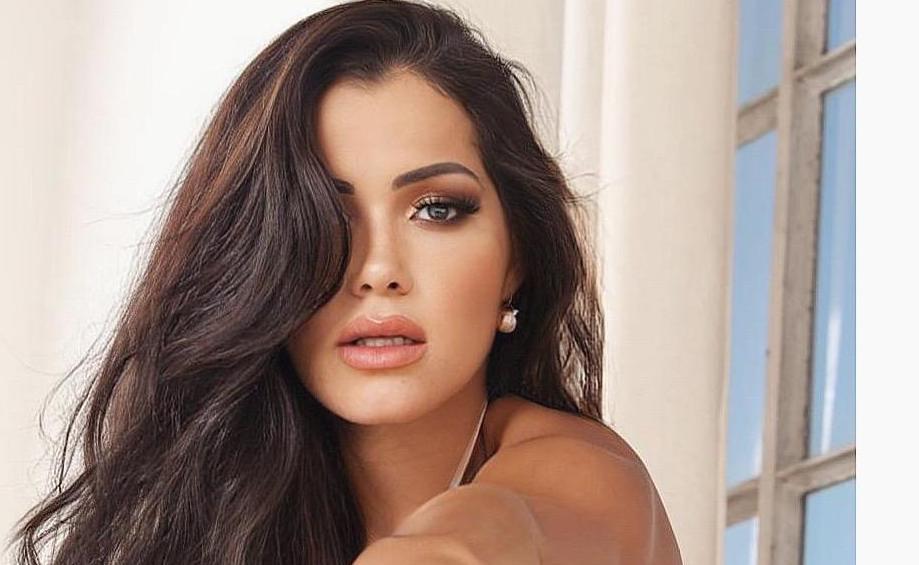 """Modelo brasileira, Fiama Freitas assina com a Playboy Espanha e mostra prévia: """"nada vulgar"""""""